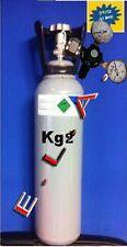 BOMBOLA ACQUA CO2  KG 2+RIDUTTORE PRESSIONE  ACQUARIO- GASATORI-GASATURA- PESCI