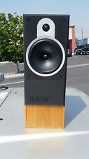 B&W Bowers & Wilkins DM-1800 Vintage Speakers 1987 (Good condition) Walnut