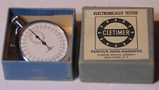 CLETIMER Mechanical Stopwatch~CLEBAR WATCH AGENCY, NY~Works Perfectly
