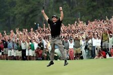 2004 Masters Tournoi Augusta National Phil Mickelson 1ST Majeur W 12X18 Affiche