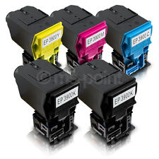 5 Toner für Epson Aculaser CX 37 DN