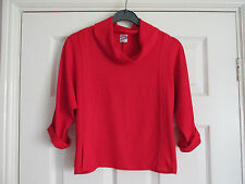 Tammy girls blouse 140cm in red