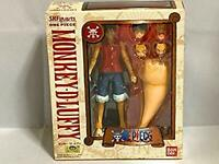 Bandai S.H.Figuarts One Piece Monkey D Luffy Japan version used