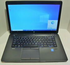 HP Zbook 15u G2 15.6'' Notebook (Intel Core i7 5th Gen 2.4GHz 8GB 500GB Win10)
