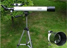 MTN 50/600mm Refractor Monocular Astronomical Telescope Spotting Scope Tripod