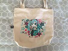 Brand new tokidoki Hatsune Miku tote bag