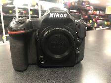 Nikon D500 20.9MP Digital SLR Camera - Black (Body Only) Battery Included