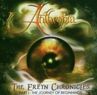 Anthropia - The Ereyen Chronicles - Part 1 (NEW CD)