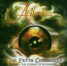 Anthropia - The Ereyen Chronicles - Part 1 (NEW CD)