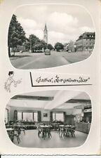 Nr. 29535 Foto PK Plattling Gasthof zur grünen Isar 1961 Bayern
