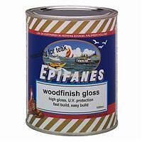 Epifanes Wood Finish Gloss 500ml Varnish for Teak Iroko and oily woods WFG.500