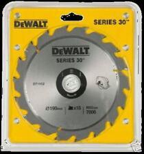 Dewalt Series 30 Circular Saw Blade 170x30x18 DT1146 DT1146-QZ