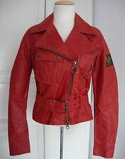 Belstaff sammy Miller cazadora 1955 chaqueta señora Gold Label talla 34-36 nuevo + etiqueta