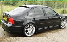 VW Bora Saloon Yrs 98-04  M3 Type Sport Looking  Boot Lip Spoiler UK Seller
