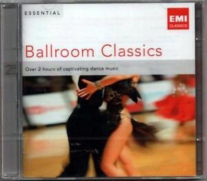 BALLROOM CLASSICS - 2 CD NUOVO SIGILLATO Tango Valzer Charleston Pasodoble Polka