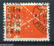 SUISSE - 1952, timbre 517, ESPACE TELEGRAPHE, oblitéré