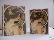 Mucha gift bags- COWSLIP - set fof 2