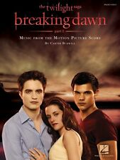 Twilight Breaking Dawn Part 1 Sheet Music from the Movie Score Piano 000313631
