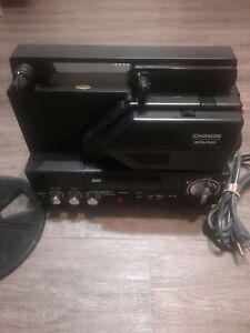 Vintage CHINON SOUND SP-330MV Magnetic Super 8 Movie PROJECTOR