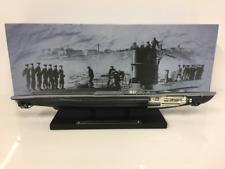Submarine-U214 1943 HX08 Atlas Collection Model on Base