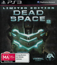 Dead Space 2 Limited Edition, Sony Playstation 3 game, PS3, USED