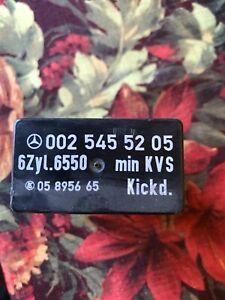 NEW MERCEDES PART OEM Fuel Pump Relay 190D190E 300SD 300TE 0035452405 1986-1993