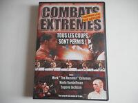 DVD - COMBATS EXTREMES / NON CENSURE - M.COLEMAN / K.RANDELLMAN - ZONE 2
