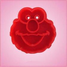 Red Elmo Cookie Cutter
