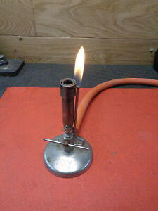 Bunsen burner variable flame pilot lamp Carlisle Natural gas VA10P907