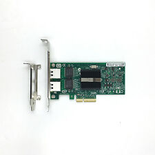 Intel Expi9402pt 82571 Pro/1000 Dual Port Server Adapter Pci-e X4 Network Card