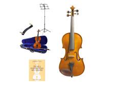 Stentor Student I Violino 4/4 completo + spalliera + libro + leggio Bundle