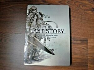 The Last Story Wii Steelbook only