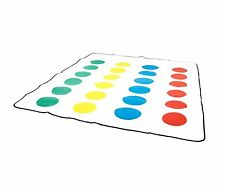 Official Retro Twister Game Picnic Blanket - Camping Accessories Throw Spinner