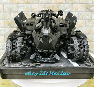 Batmobile Statue Resin Model GK Collections Gifts Led lights 1/10 New