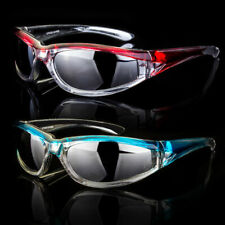 Transparent Wind Resistant Sunglasses Extreme Sports Motorcycle Riding Glasses X