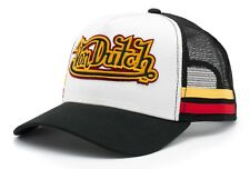 Da van Dutch Mesh Trucker base Cap [FASHION feltro PATCH] Berretto Basecap Cappuccio Cappello