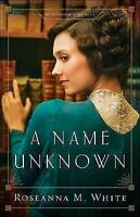 Name Unknown (Shadows Over England) by White, Roseanna M, NEW Book, FREE & FAST