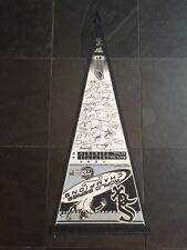 2005 WORLD SERIES CHAMPIONS PENNANT CHICAGO WHITE SOX Wincraft Autographed RARE!