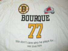 Ray Bourque BOSTON BRUINS or COLORADO AVALANCHE We Love Him (XL) Shirt