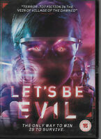 Let's Be Evil DVD Elizabeth Morris Kara Tointon
