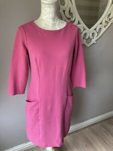 Boden Size 12R Pink Tunic Dress