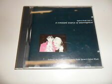 Cd   Various  ‎– (Thanks To Rough Trade For) A Constant Source Of Interruption