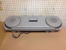 Dodge Caliber oem rear hatch flip down out speaker panel lift gate trim (181)