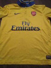 Arsenal 2013-2014 Away Camiseta de fútbol 12-13 años niños/43188