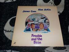 Freebie and the Bean Laserdisc LD James Caan Alan Arkin Free Ship $30 Orders