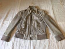 All Saints leather shirt / Jacket  Size UK L