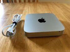 Apple A1347 Mac Mini Core i5 2.6GHz 8GB RAM 500GB SSD  Late 2014 -...