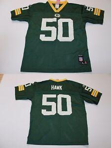 Youth Green Bay Packers A.J. Hawk L (14/16) Jersey (Green) Reebok Jersey