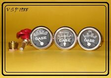 Case Tractor Temperature,Oil ,Amp Gauge Set- VA,VAC,VAH,VAI,VAO,V,VC,VI,VO,200B