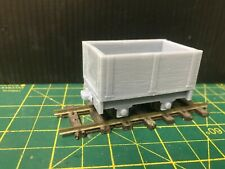 Gn15  Drop side Wagon Kit with optional wheelset
